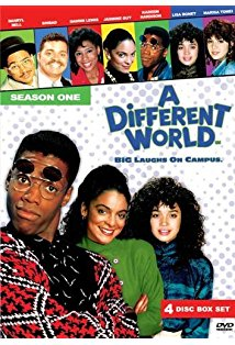 A Different World kapak
