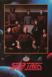 Star Trek: The Next Generation kapak