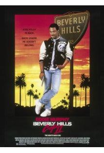 Beverly Hills Cop II kapak