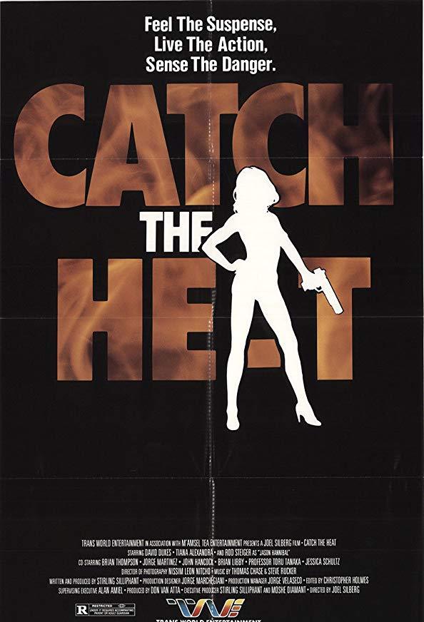 Catch the Heat kapak
