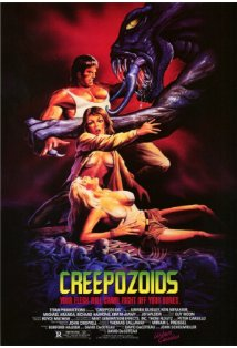 Creepozoids kapak