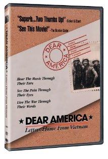 Dear America: Letters Home from Vietnam kapak