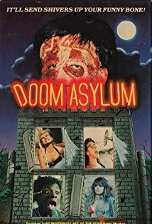 Doom Asylum kapak