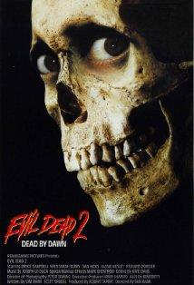 Evil Dead II kapak
