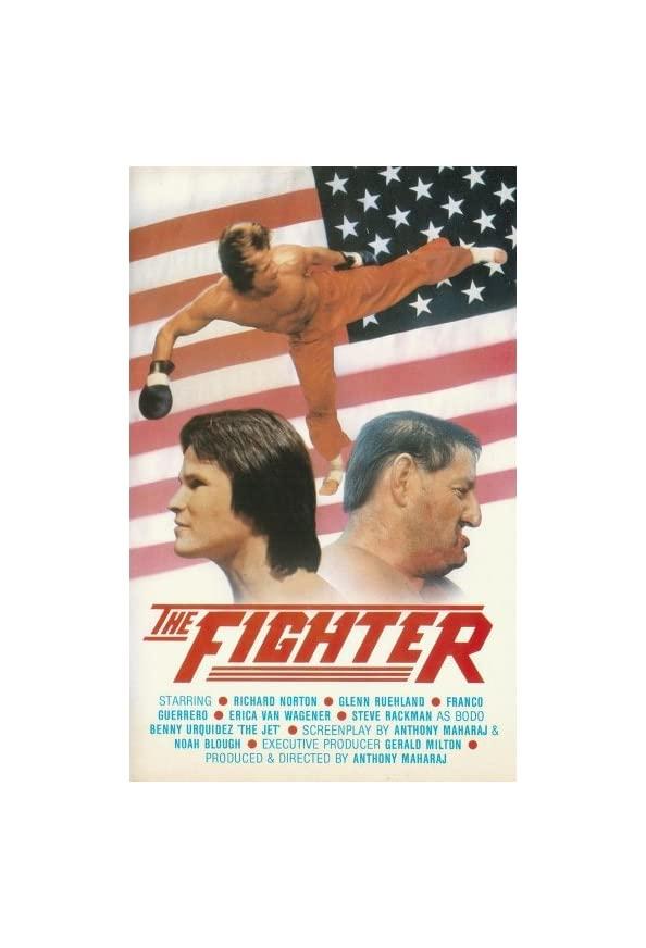 The Fighter kapak