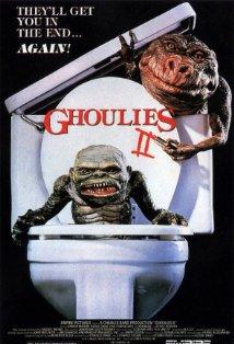 Ghoulies II kapak