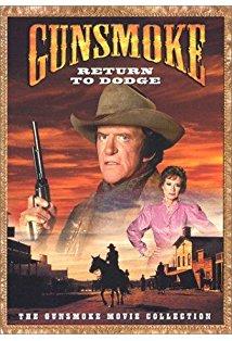 Gunsmoke: Return to Dodge kapak