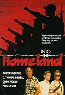 Into the Homeland kapak