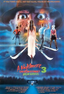 A Nightmare on Elm Street 3: Dream Warriors kapak