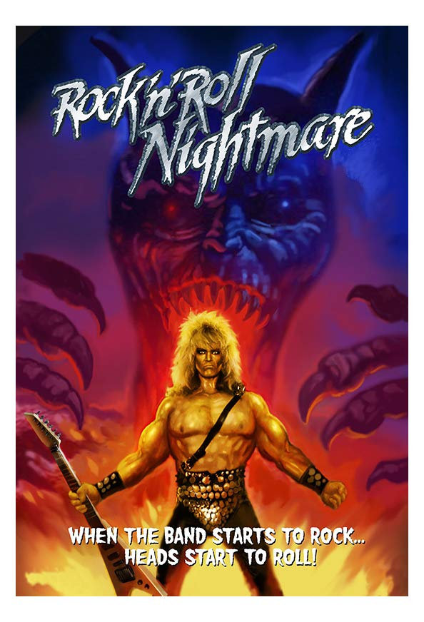 Rock 'n' Roll Nightmare kapak