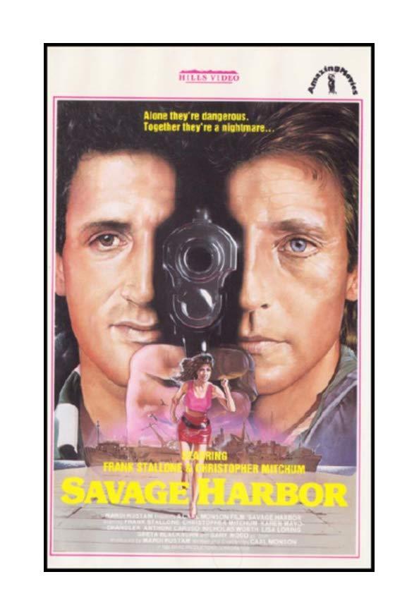 Savage Harbor kapak