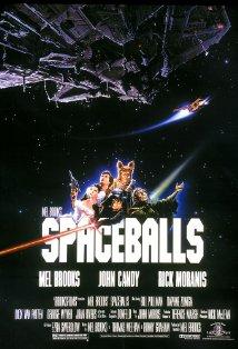 Spaceballs kapak