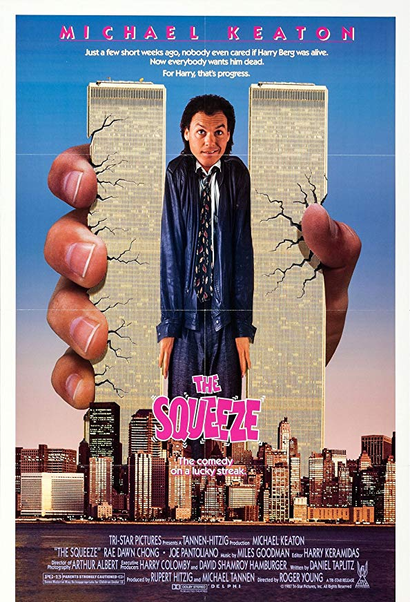 The Squeeze kapak