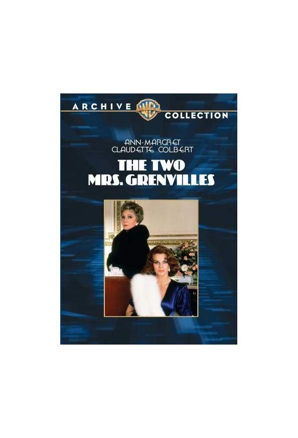 The Two Mrs. Grenvilles kapak