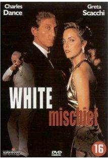 White Mischief kapak