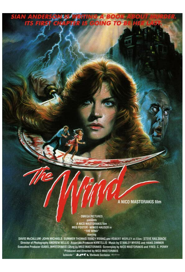 The Wind kapak