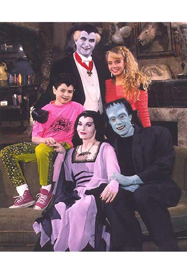 The Munsters Today kapak