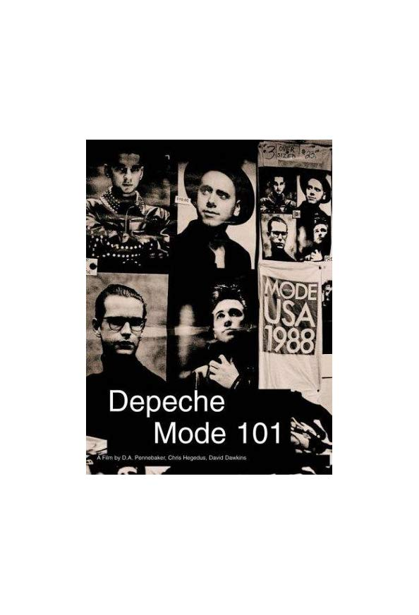 Depeche Mode: 101 kapak