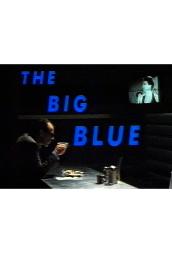 The Big Blue kapak