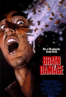 Brain Damage kapak