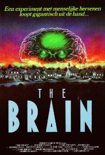 The Brain kapak