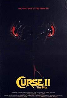 Curse II: The Bite kapak