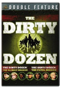 The Dirty Dozen: The Fatal Mission kapak
