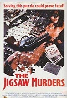 The Jigsaw Murders kapak