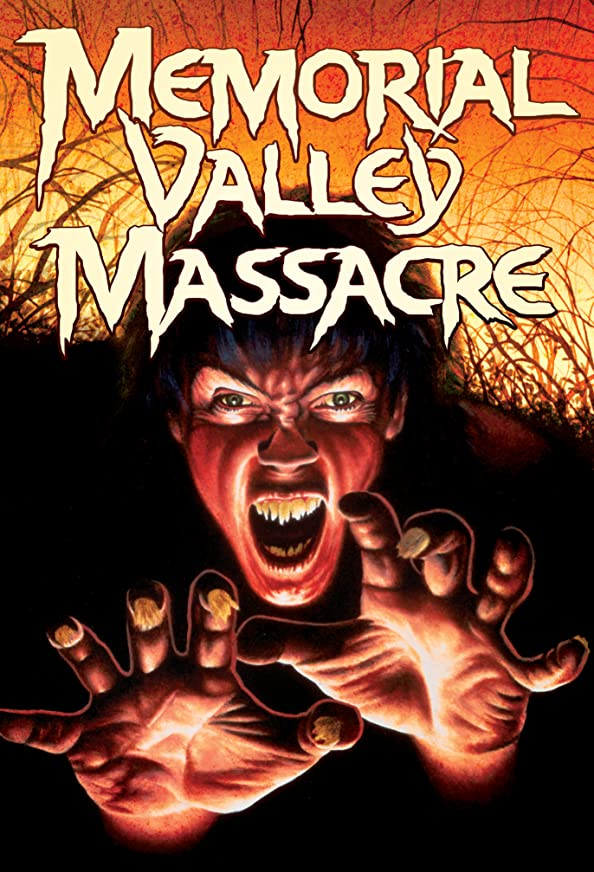 Memorial Valley Massacre kapak