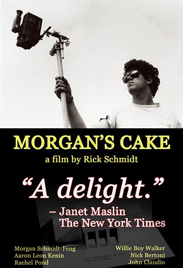 Morgan's Cake kapak