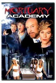 Mortuary Academy kapak