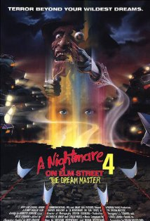 A Nightmare on Elm Street 4: The Dream Master kapak