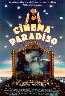 Nuovo Cinema Paradiso kapak