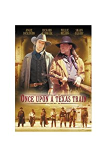 Once Upon a Texas Train kapak