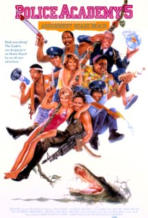 Police Academy 5: Assignment: Miami Beach kapak