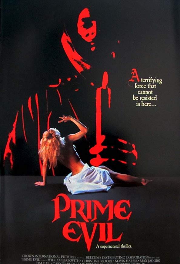 Prime Evil kapak