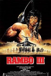 Rambo III kapak