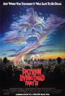 Return of the Living Dead: Part II kapak