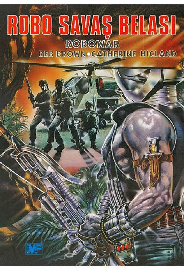 Robowar - Robot da guerra kapak