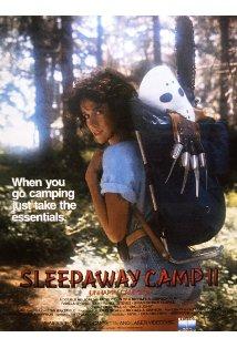Sleepaway Camp II: Unhappy Campers kapak