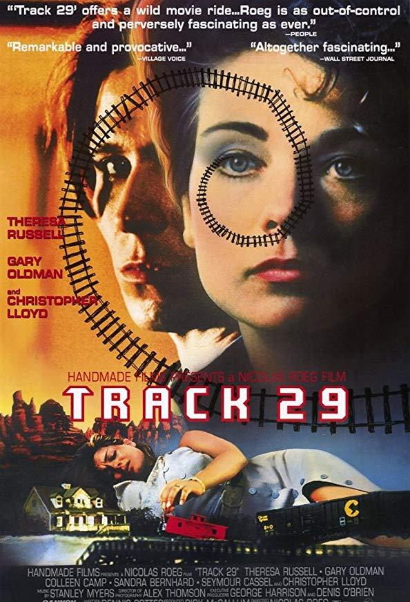 Track 29 kapak