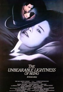 The Unbearable Lightness of Being kapak
