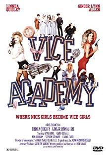 Vice Academy kapak