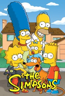 The Simpsons kapak
