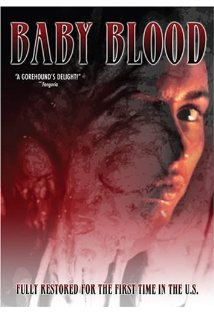 Baby Blood kapak