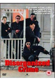 Disorganized Crime kapak