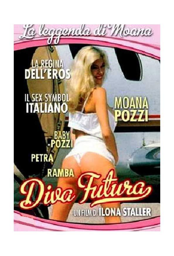 Diva Futura - L'avventura dell'amore kapak