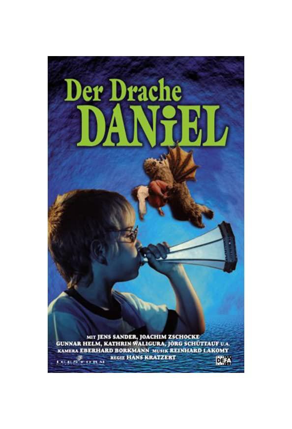 Der Drache Daniel kapak
