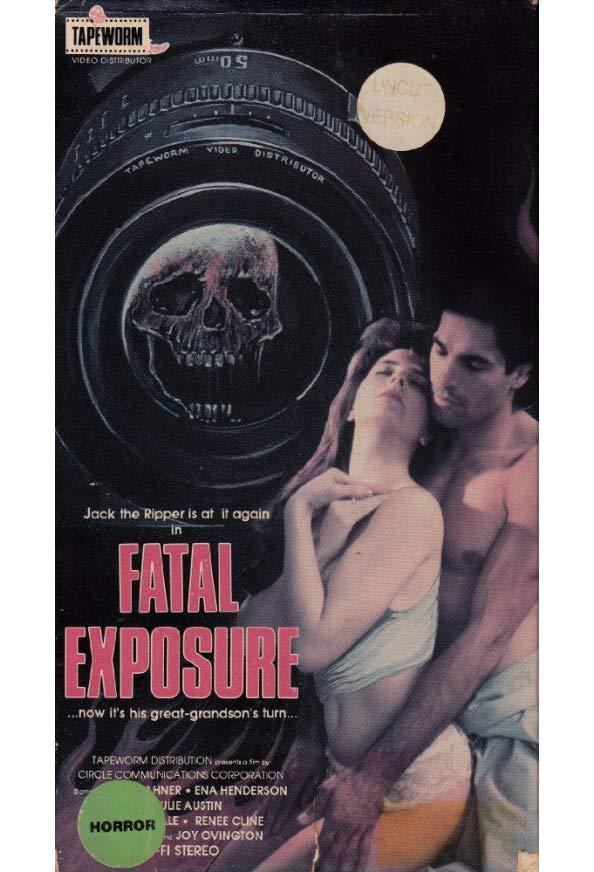 Fatal Exposure kapak