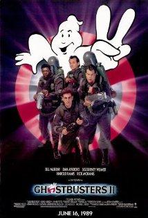 Ghostbusters II kapak